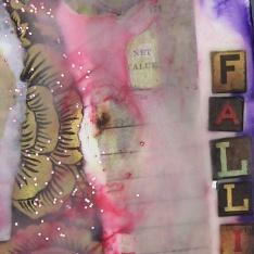falling hope (detail), 2013
