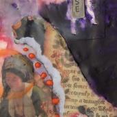 muse (detail), 2013