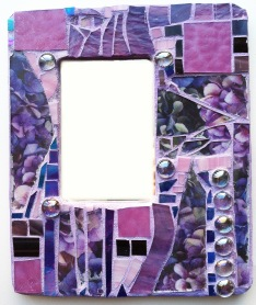 purple mirror, 2012