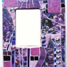 purple mirror, 2012