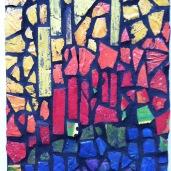 rainbow mosaic, 2012