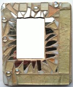 wheat mirror, 2012