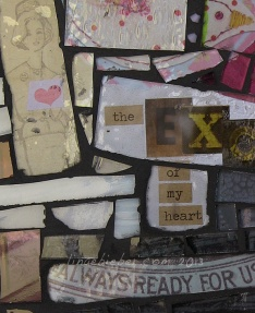excision of my heart (detail), 2013
