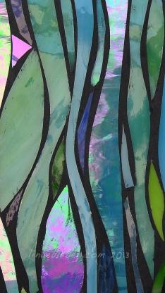 upwave (detail), 2012
