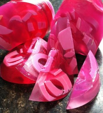 Pink Sugar--cut